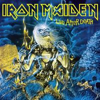 IRON MAIDEN: LIVE AFTER DEATH 2CD
