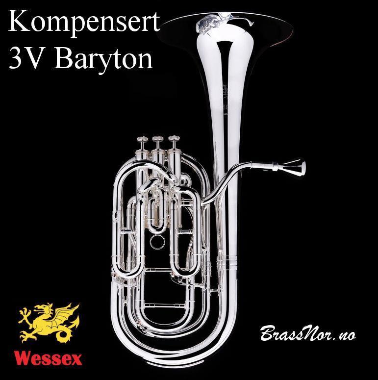 Wessex Baryton kompensert sølv