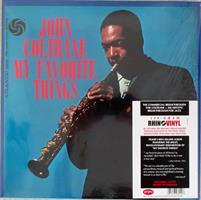 COLTRANE JOHN: MY FAVOURITE THINGS-STEREO LP