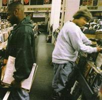 DJ SHADOW: ENTRODUCING 2LP