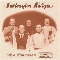 NUMMINEN M.A.: SWINGIN KUTSU
