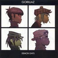 GORILLAZ: DEMON DAYS 2LP