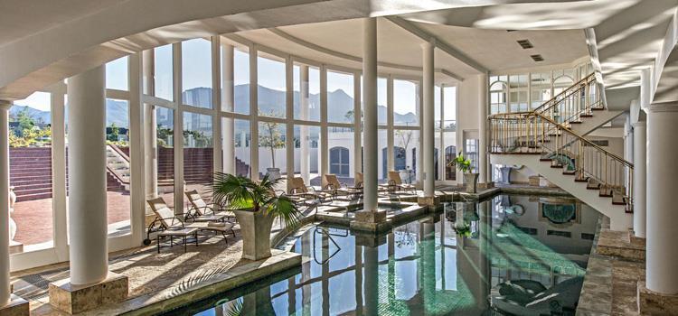 Roman Bah - Fancourt Spa