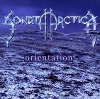 SONATA ARCTICA: ORIENTATION-JAPAN IMPORT-KÄYTETTY CD
