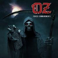 OZ: FORCED COMMANDMENTS-BLUE LP
