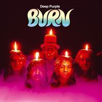 DEEP PURPLE: BURN-LIMITED EDITION PURPLE LP