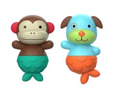 Kylpylelut Apina-Koira 4p