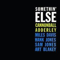 ADDERLEY CANNONBALL: SOMETHIN' ELSE (BLUE NOTE) LP