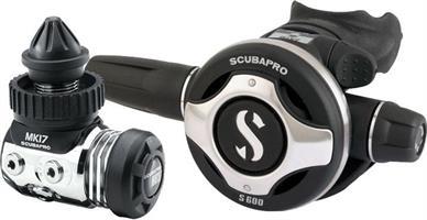 Scubapro MK17 EVO DIN - S600