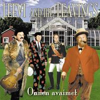 LEEVI & THE LEAVINGS: ONNEN AVAIMET-VIHREÄ LP