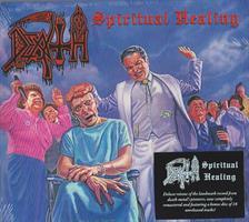 DEATH: SPIRITUAL HEALING-DELUXE 2CD