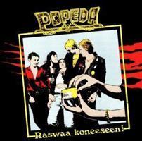 POPEDA: RASWAA KONEESEEN LP