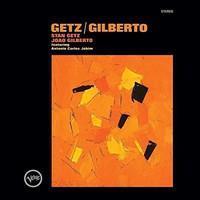 GETZ & GILBERTO: STAN GETZ & JOAO GILBERTO LP