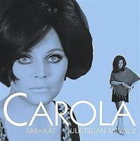 CAROLA: MUSIIKIN MESTARIT-TULKITSIJAN TAIVAL 2 2CD