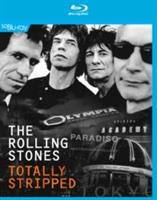 ROLLING STONES: TOTALLY STRIPPED BLU-RAY