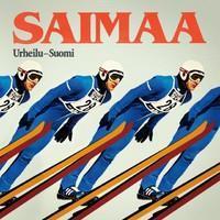 SAIMAA: URHEILU-SUOMI 2LP