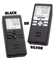 CED7000 Svart/Silver