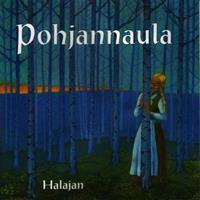 POHJANNAULA: HALAJAN EP-KÄYTETTY CD