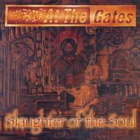 AT THE GATES: SLAUGHTER OF THE SOUL-LIMITED RED LP