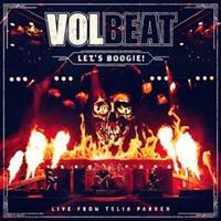 VOLBEAT: LET'S BOOGIE-LIVE 3LP