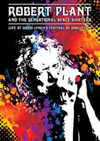 PLANT ROBERT & THE SENSATIONAL SPACE SHIFTERS- LIVE AT DAVID LYNCH'S... DVD
