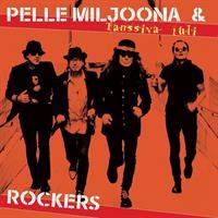 PELLE MILJOONA & ROCKERS: TANSSIVA TULI LP