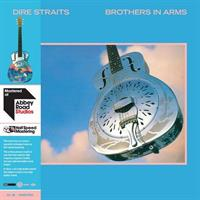 DIRE STRAITS: BROTHERS IN ARMS-HALF-SPEED REMASTERED 2LP