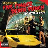 FIVE FINGER DEATH PUNCH: AMERICAN CAPITALIST LP