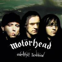 MOTÖRHEAD: OVERNIGHT SENSATION LP