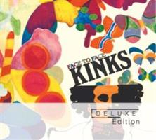 KINKS: FACE TO FACE-DELUXE 2CD