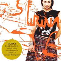 IRINA: VAHVA-KULTAPAINOS-KÄYTETTY CD