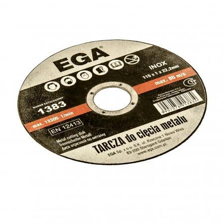 Katkaisulaikka INOX 230mm 25kpl/pkt