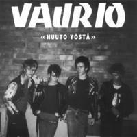 VAURIO: HUUTO YÖSTÄ-GREY LP