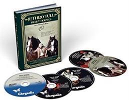 JETHRO TULL: HEAVY HORSES-NEW SHOES EDITION 3CD+2DVD