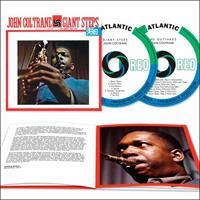 COLTRANE JOHN: GIANT STEPS-60TH ANNIVERSARY EDITION 2CD