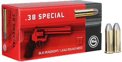 Geco .38 Special 158 LRN (50st)