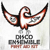 DISCO ENSEMBLE: FIRST AID KIT-KÄYTETTY CD