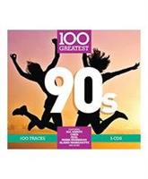 100 GREATEST 90'S HITS 5CD