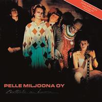 PELLE MILJOONA OY: MOOTTORITIE ON KUUMA-JUHLAPAINOS LP+CD