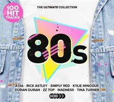 80'S-THE ULTIMATE COLLECTION 5CD