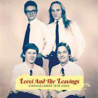 LEEVI AND THE LEAVINGS: SINKKUELÄMÄÄ 1978-2003 3CD