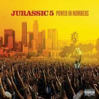 JURASSIC 5: POWER IN NUMBERS 2LP