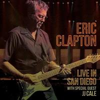 CLAPTON ERIC: LIVE IN SAN DIEGO 3LP