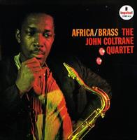 COLTRANE JOHN QUARTET: AFRICA/BRASS