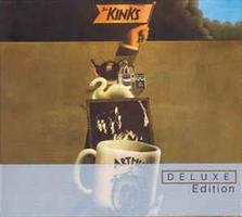 KINKS: ARTHUR OR THE DECLINE AND FALL OF THE BRITISH EMPIRE-DELUXE 2CD