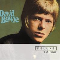 BOWIE DAVID: DAVID BOWIE-DELUXE EDITION 2CD