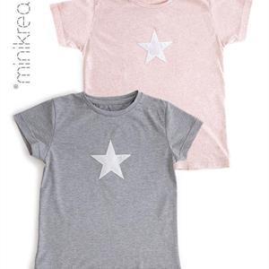 Kortermet t-shirt 33202