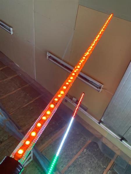 LED antenn orange