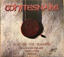 WHITESNAKE: SLIP OF THE TONGUE-30TH ANNIVERSARY DELUXE 2CD