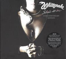 WHITESNAKE: SLIDE IT IN-35TH ANNIVERSARY 2CD